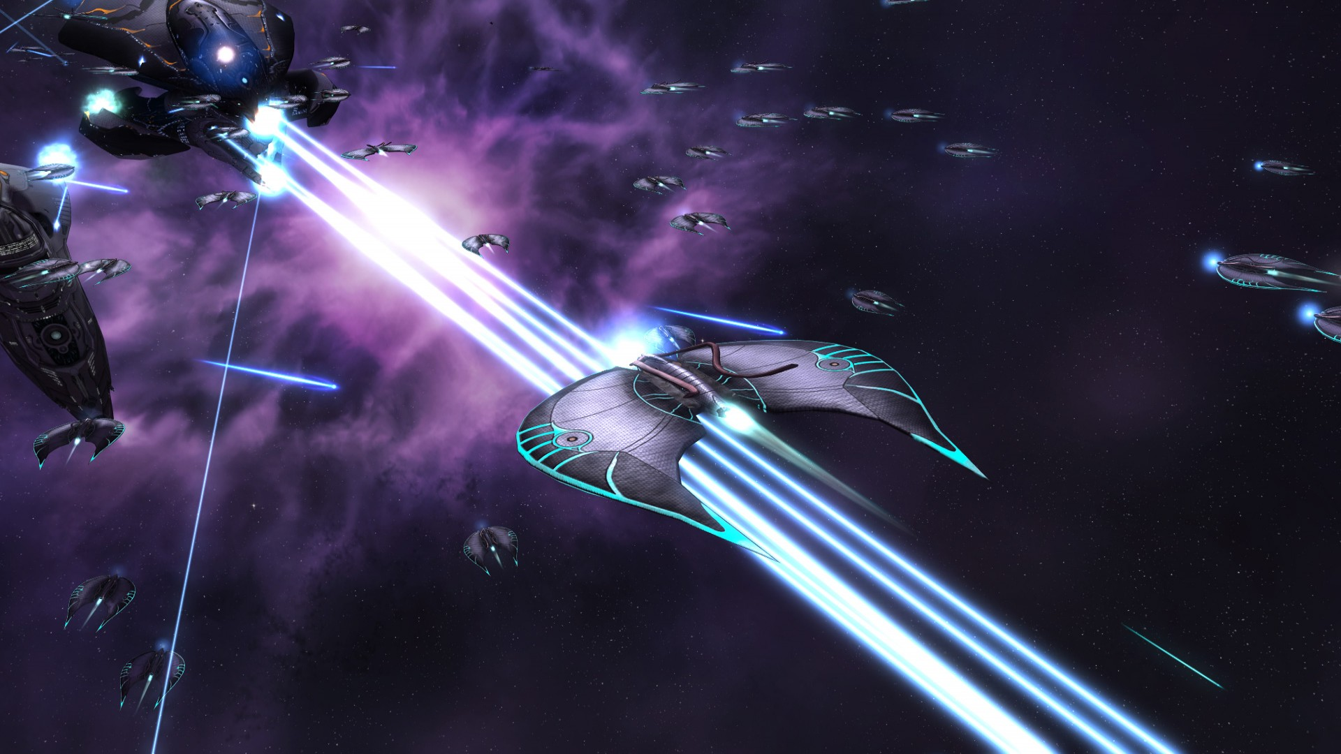 Sins of a Solar Empire: Rebellion - Original Soundtrack screenshot
