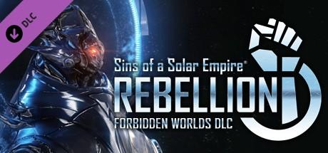 Sins of a Solar Empire: Rebellion - Forbidden Worlds