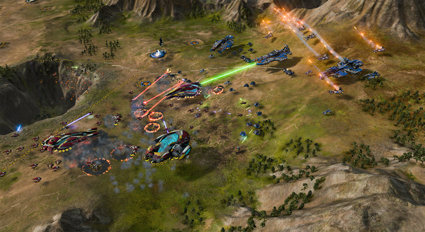 Ashes of the Singularity v1.0-v1.31 Plus 7 Trainer-FLiNG