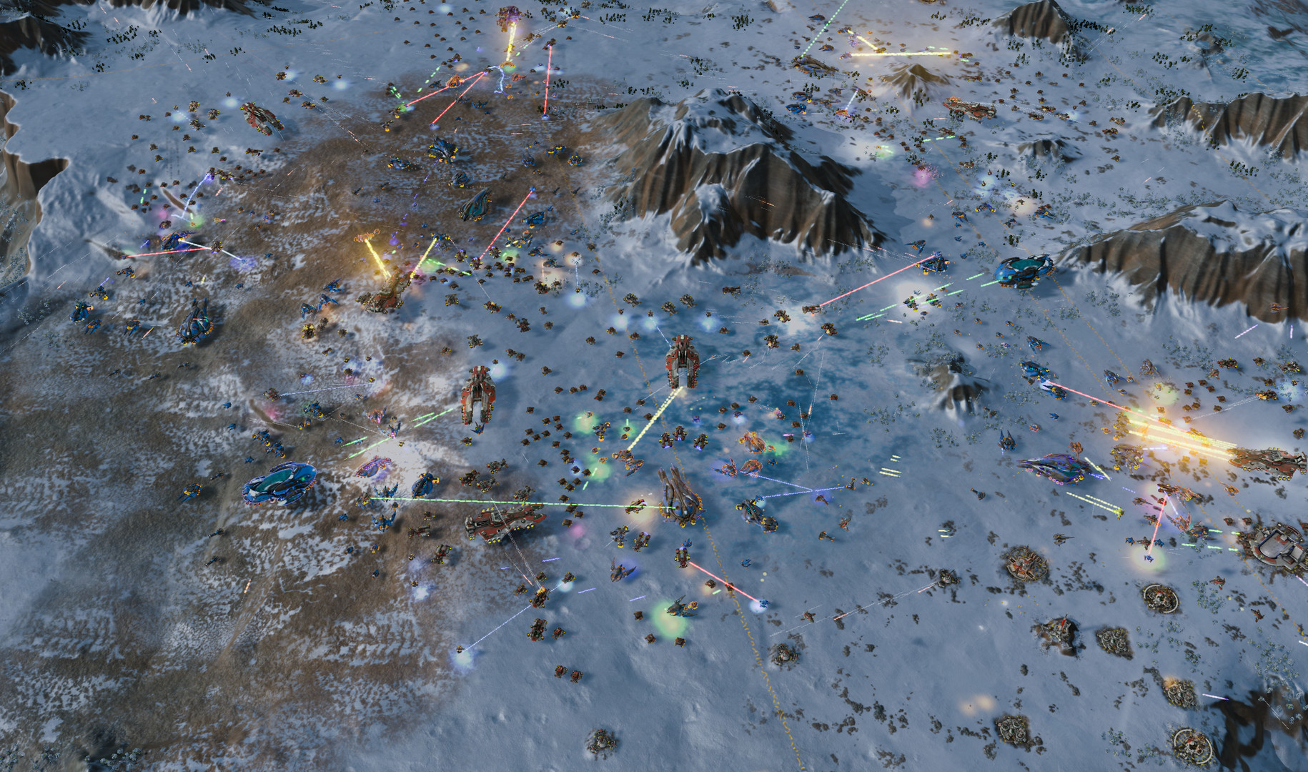 Ashes of the Singularity screenshot 3