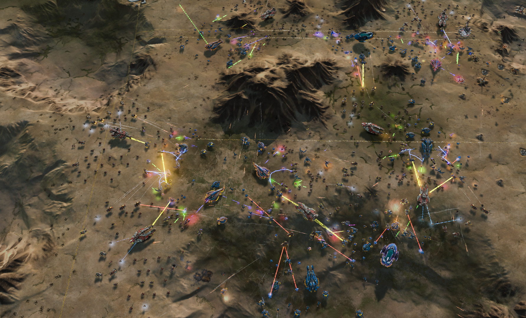 Ashes of the Singularity screenshot 2