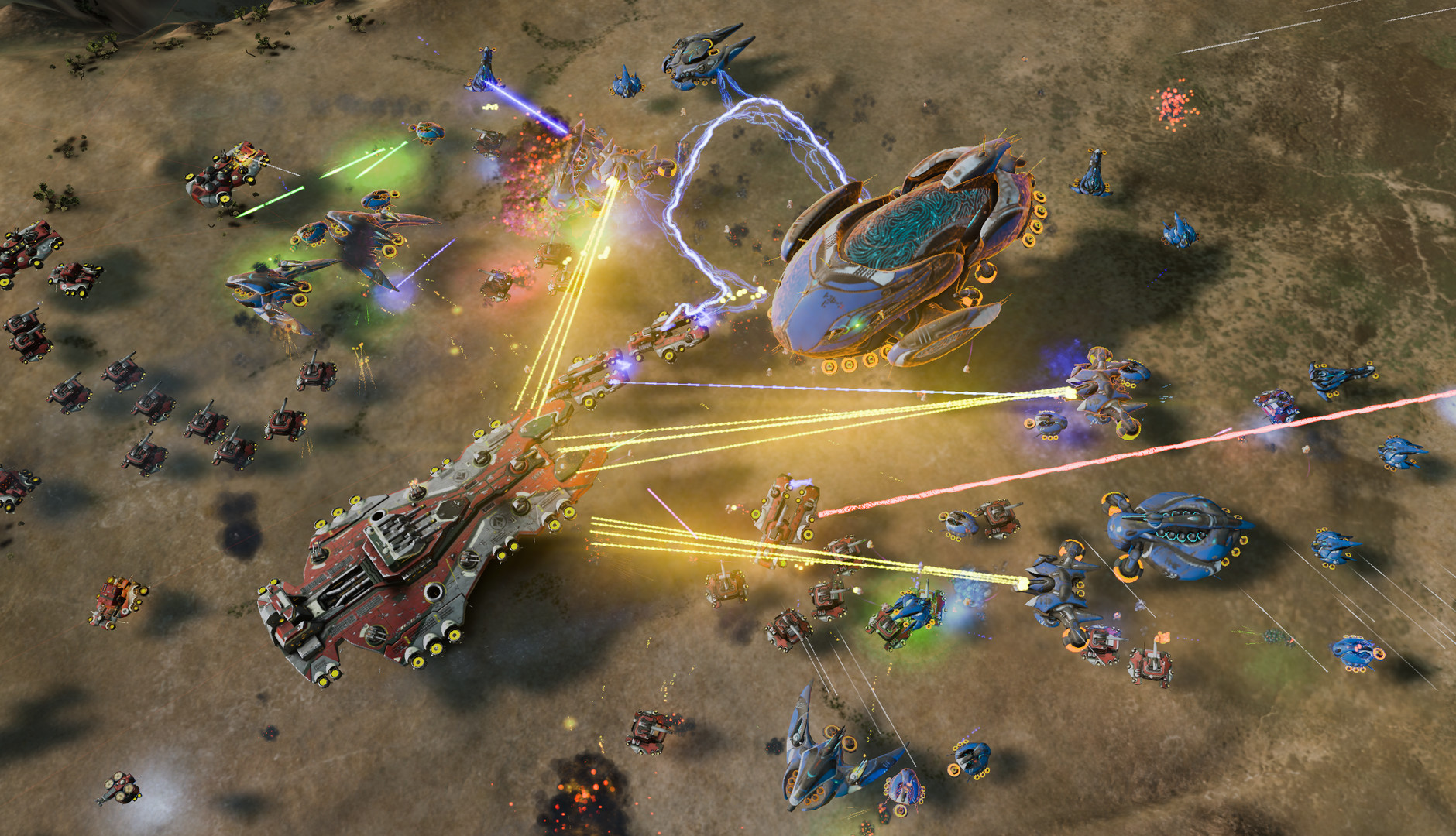 Ashes of the Singularity (ENG) [L]
