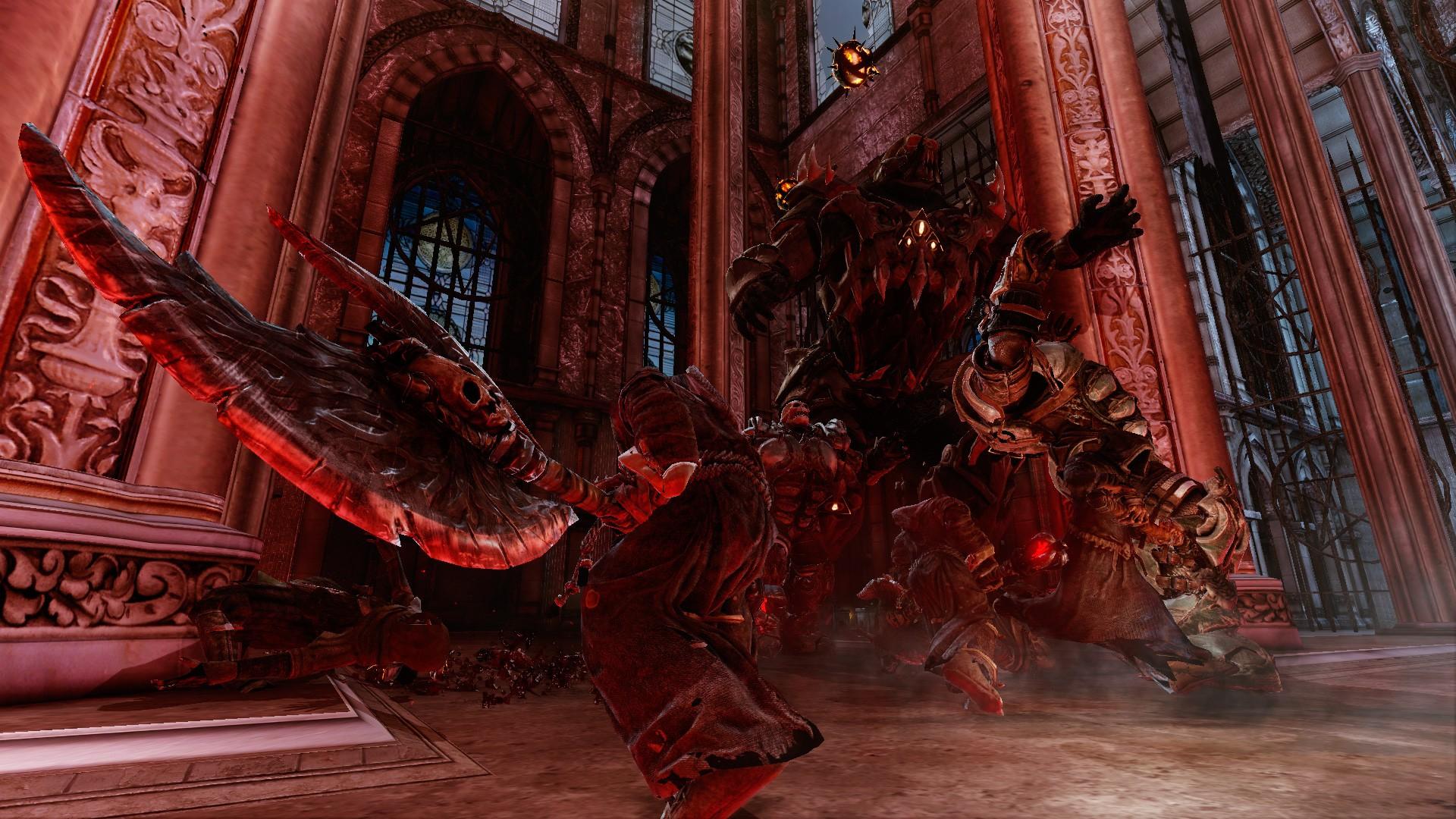 Painkiller Hell & Damnation: Medieval Horror screenshot