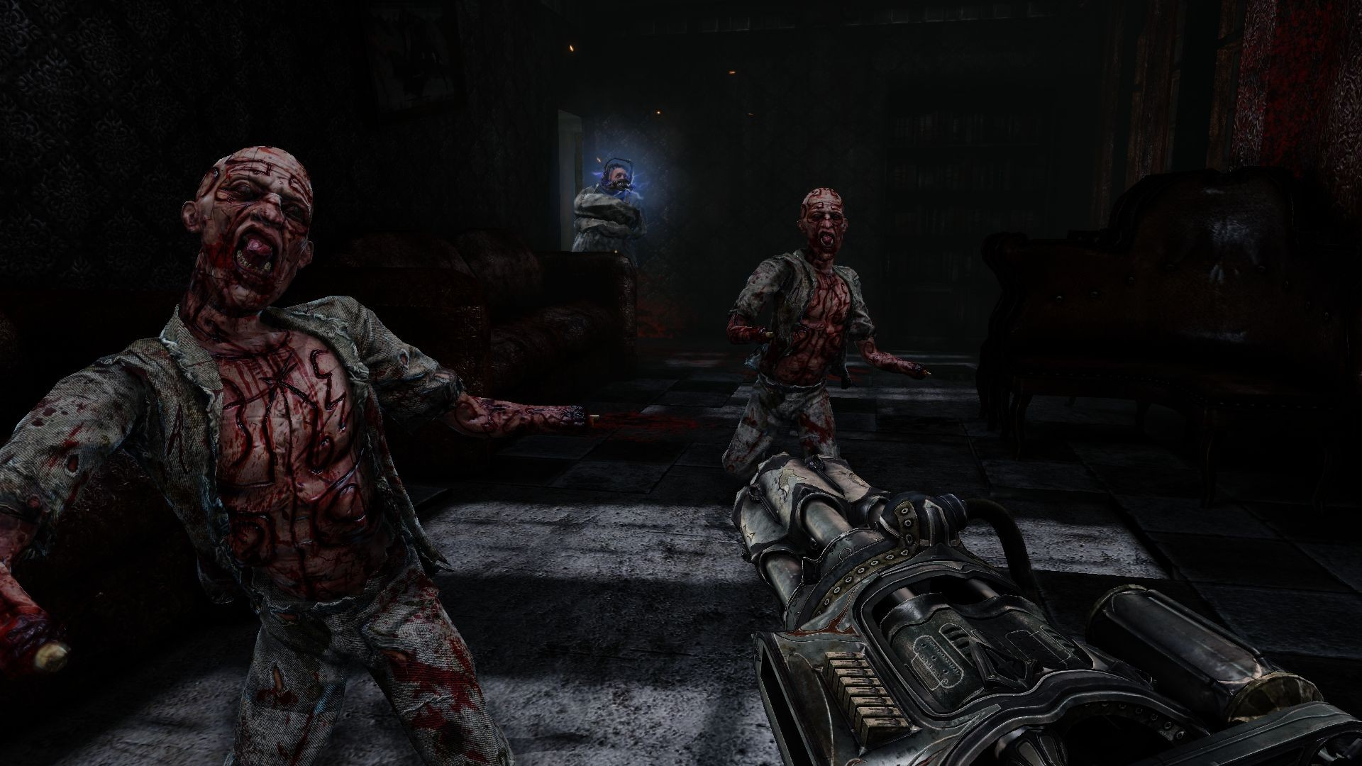 Painkiller Hell & Damnation: The Clock Strikes Meat Night screenshot