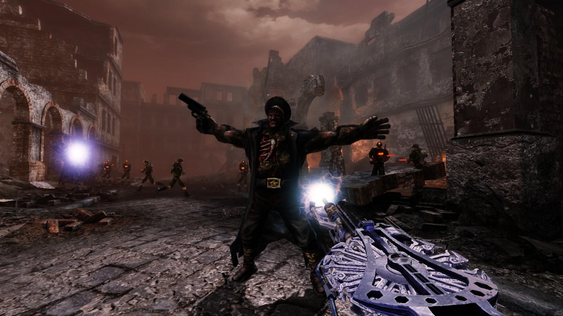 """Painkiller Hell & Damnation: Operation """"Zombie Bunker"""" screenshot"""