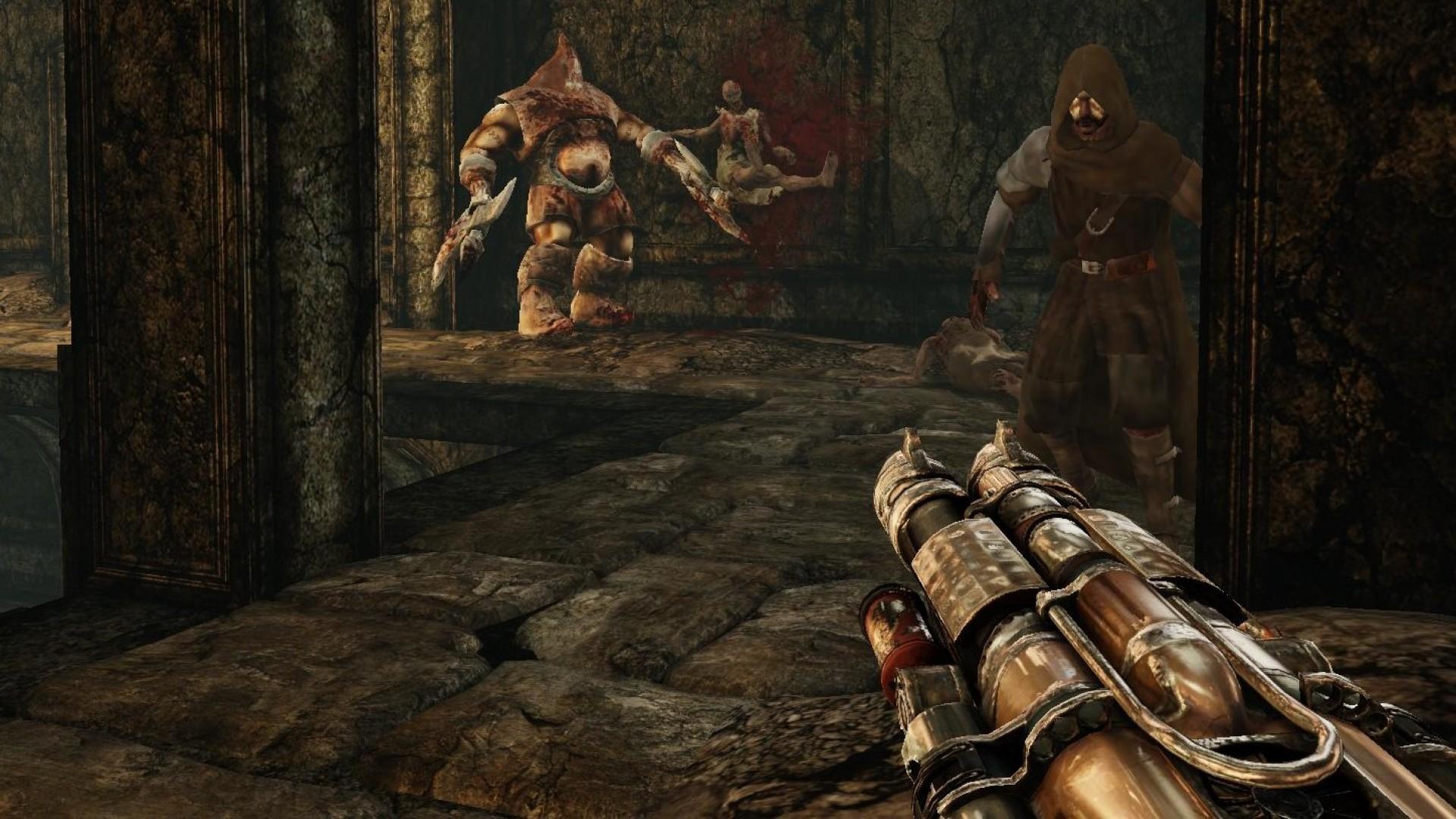 Painkiller Hell & Damnation: Full Metal Rocket screenshot