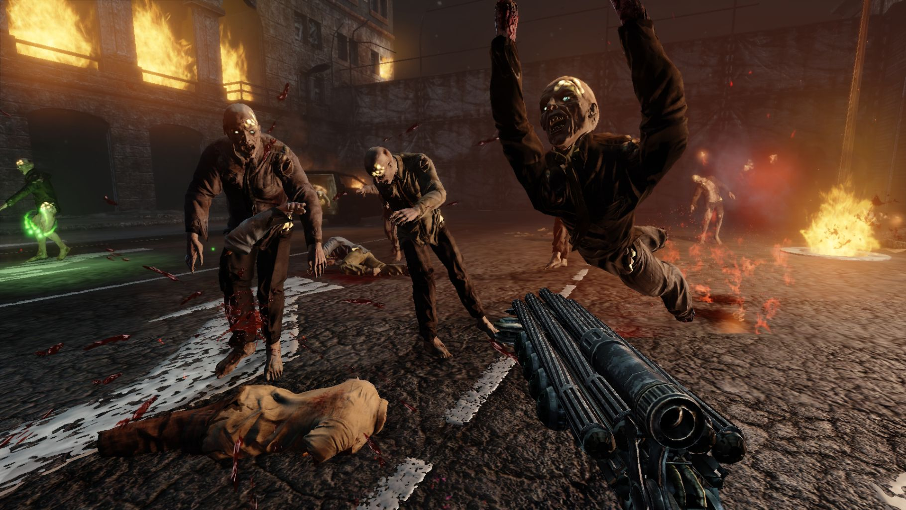 Painkiller Hell & Damnation: City Critters screenshot