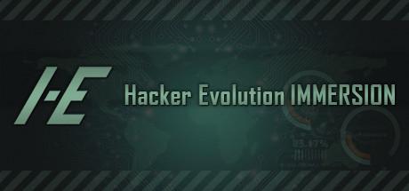 Hacker Evolution IMMERSION