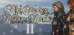RPG Maker: High Fantasy 2 Resource Pack