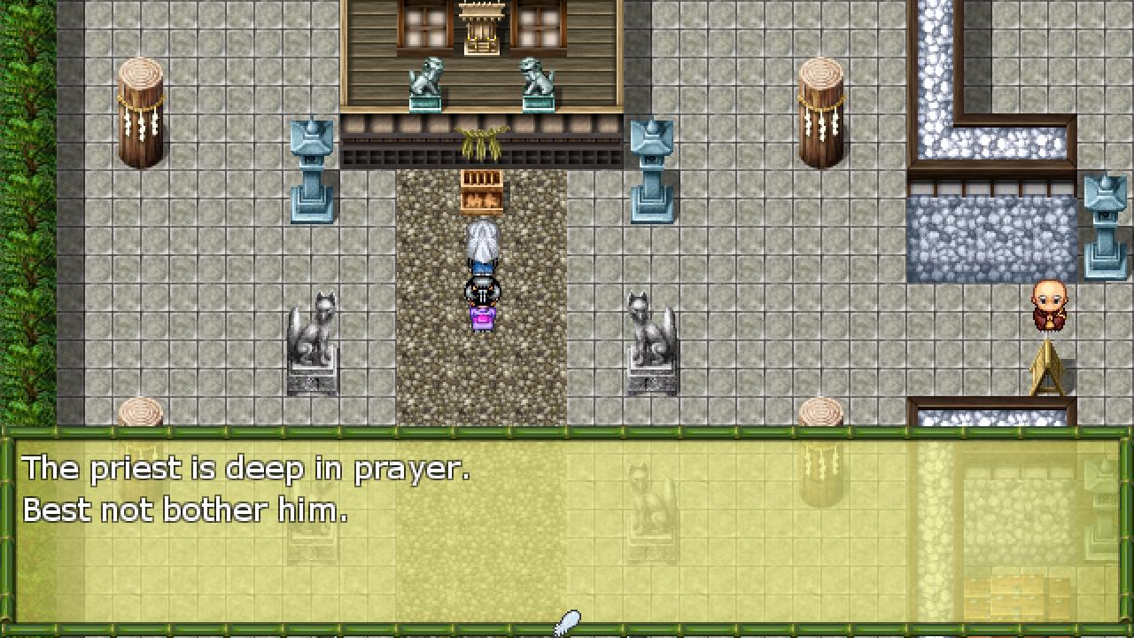 RPG Maker VX Ace - Samurai Resource Pack screenshot