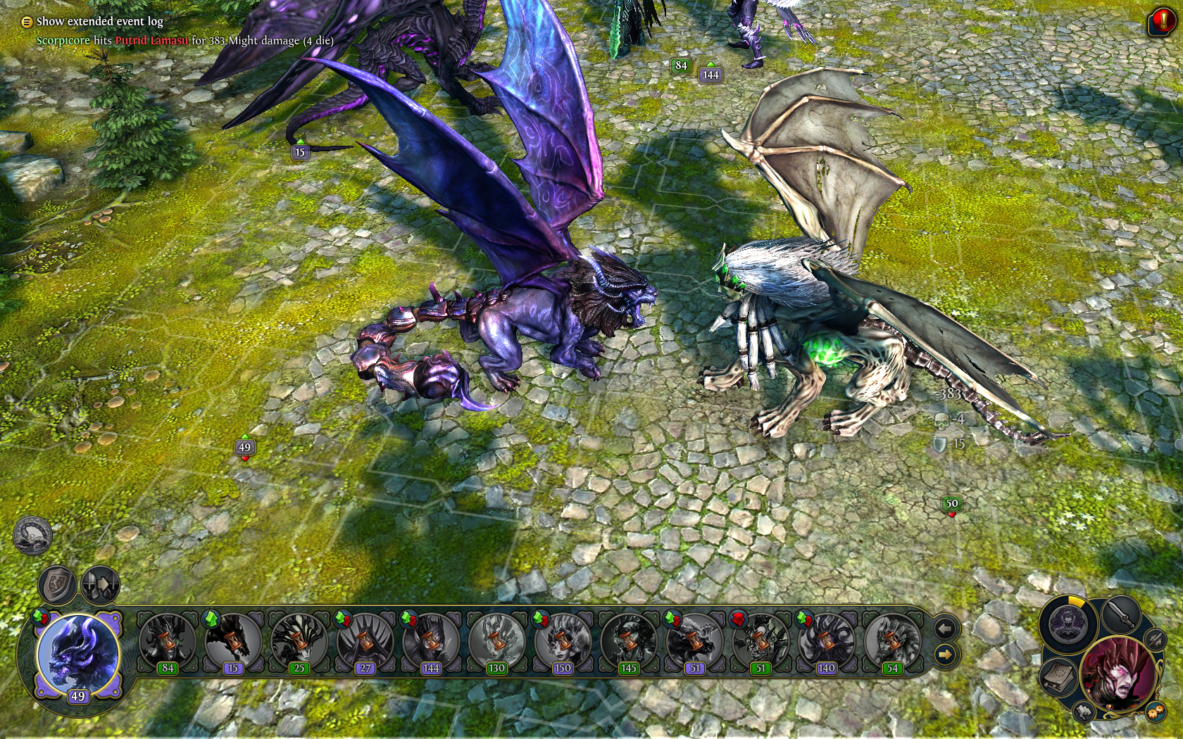 Might & Magic: Heroes VI - Shades of Darkness screenshot