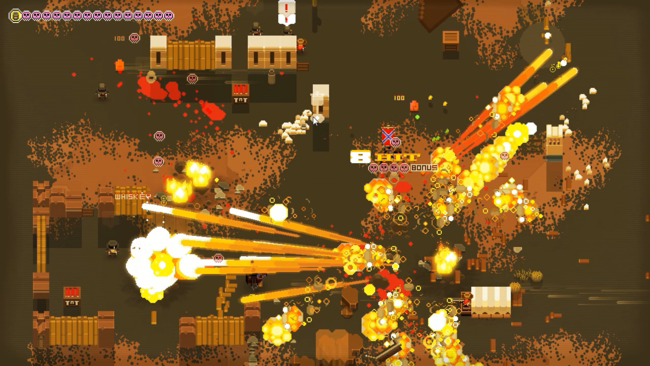 A Fistful of Gun screenshot