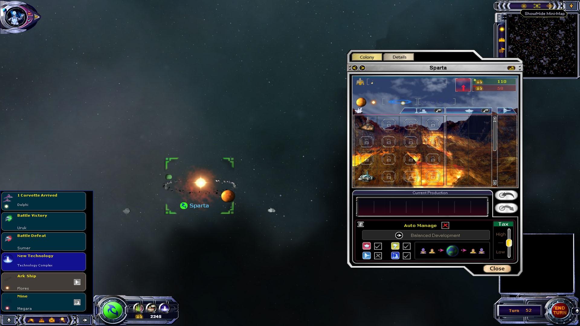 Armada 2526 Gold Edition screenshot