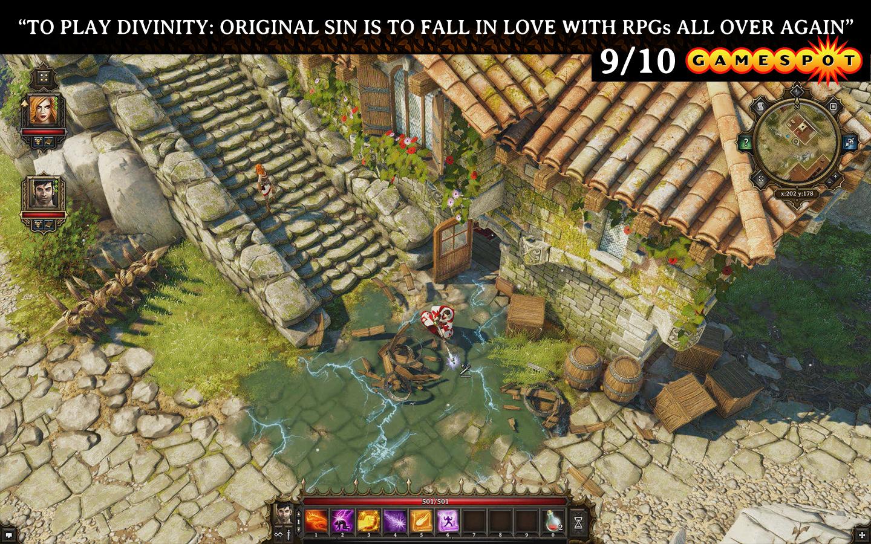 Divinity Original Sin PC v1.0.169 Incluye DLCs