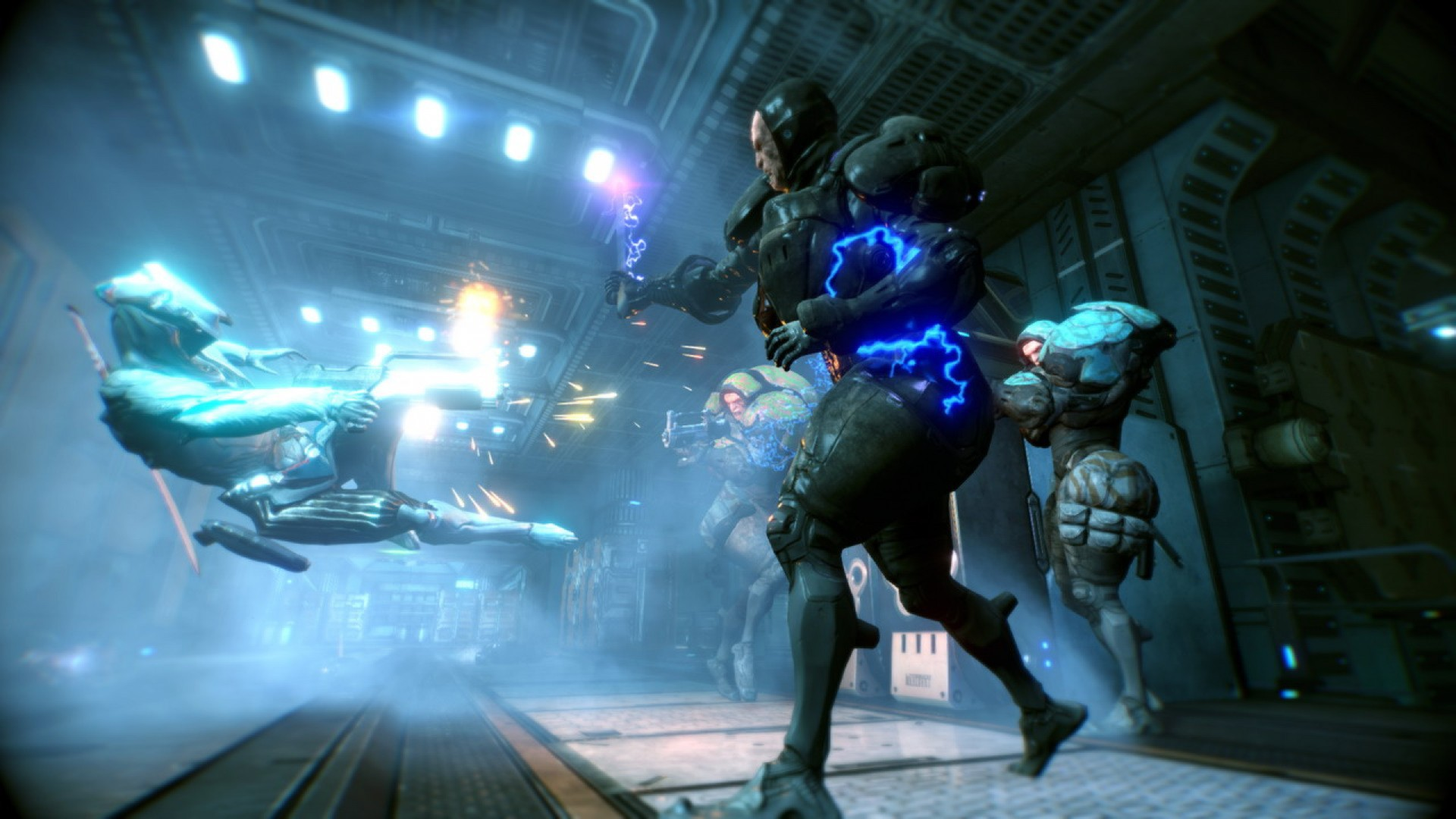 Best Free-to-play Games - Warframe