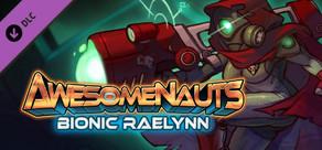 Awesomenauts - Bionic Raelynn Skin