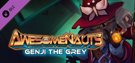 Awesomenauts - Genji the Grey Skin