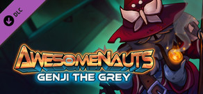 Awesomenauts - Genji the Grey Skin