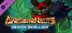 Awesomenauts - Demon Skølldir Skin