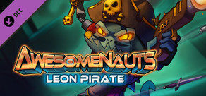 Awesomenauts - Pirate Leon Skin