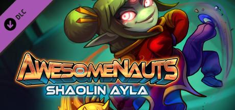 Awesomenauts - Shaolin Ayla Skin