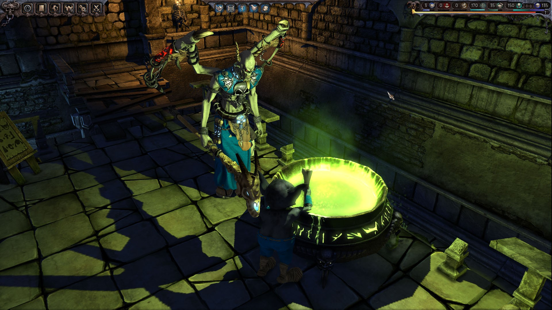 Impire: Black and White Demons screenshot