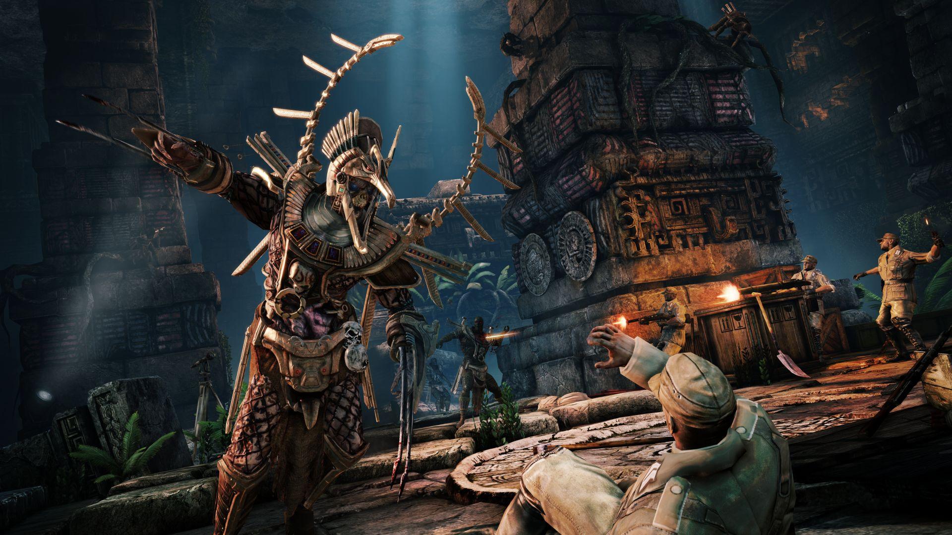 Deadfall Adventures screenshot
