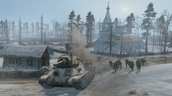 Company of Heroes 2 + Updates Full Game PC Download