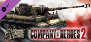 COH 2 - German Skin: (H) Three Color Ambush Pattern