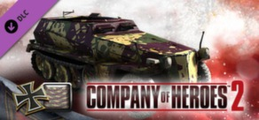 COH 2 - German Skin: (L) Three Color Ambush Pattern