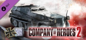 COH 2 - German Skin: (L) Winter Ambush Pattern