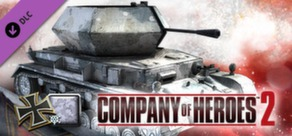 COH 2 - German Skin: (M) Winter Ambush Pattern
