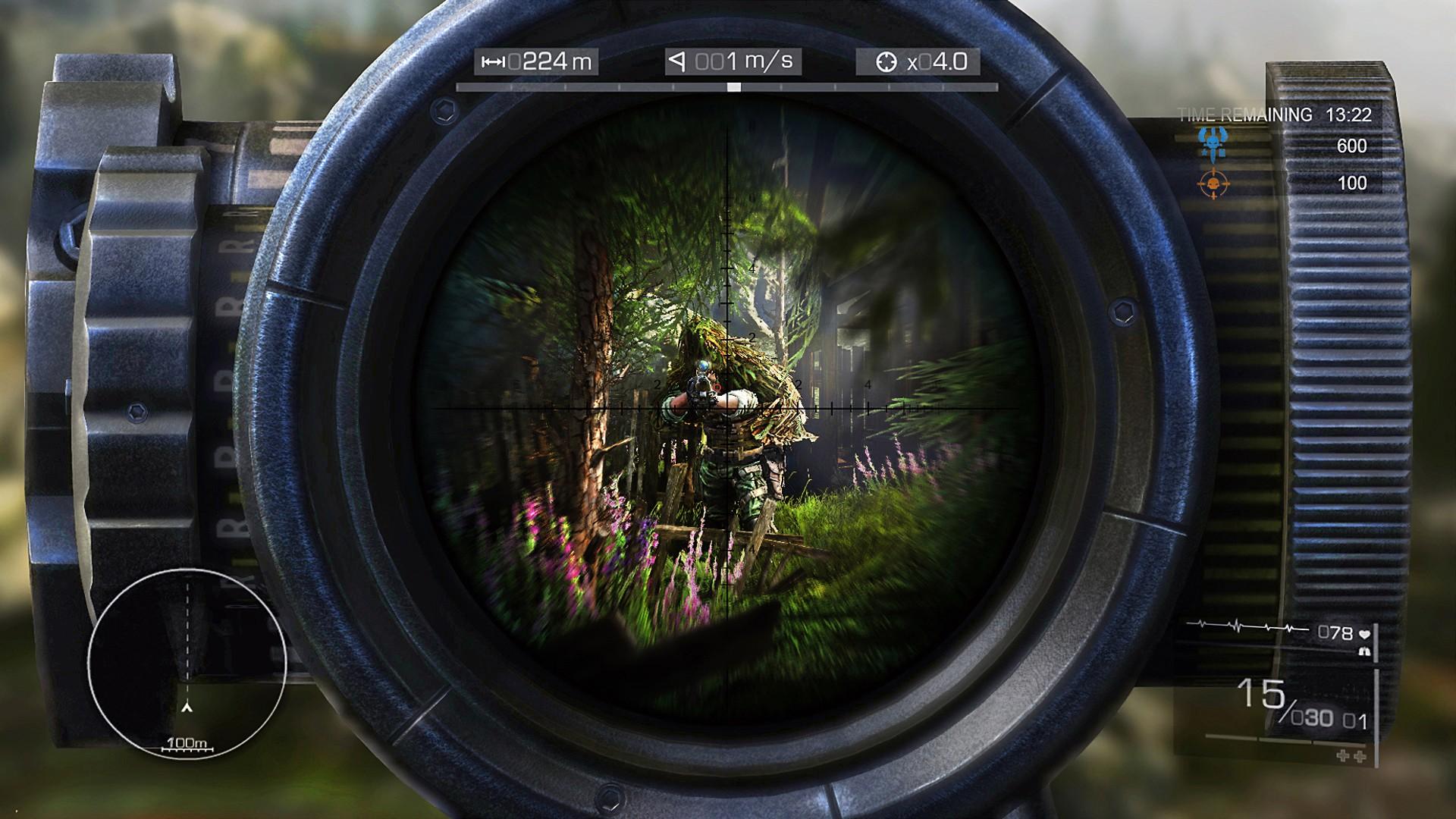 Sniper Ghost Warrior 2: World Hunter Pack screenshot