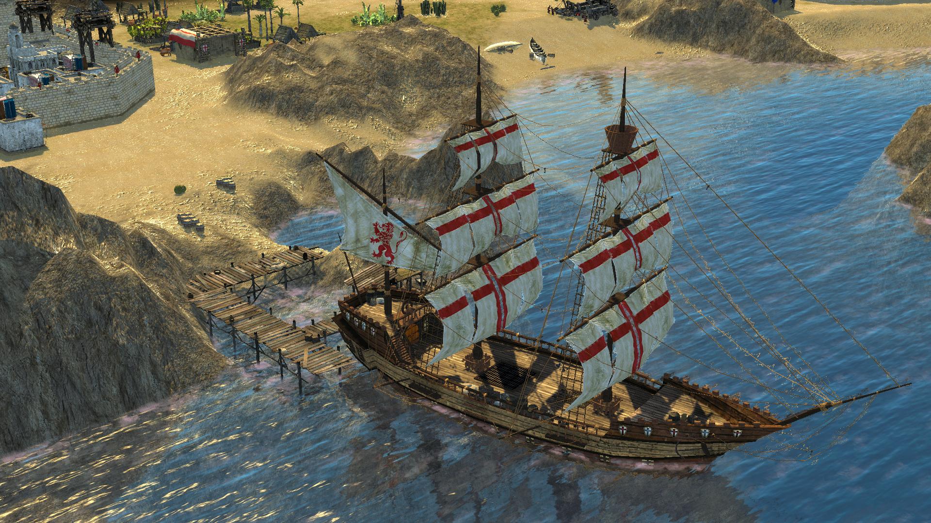 Stronghold Crusader 2 screenshot