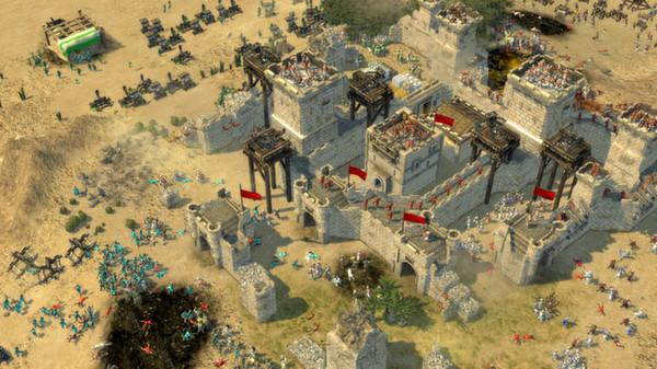 تحميل لعبة Stronghold crusader 2-Repack