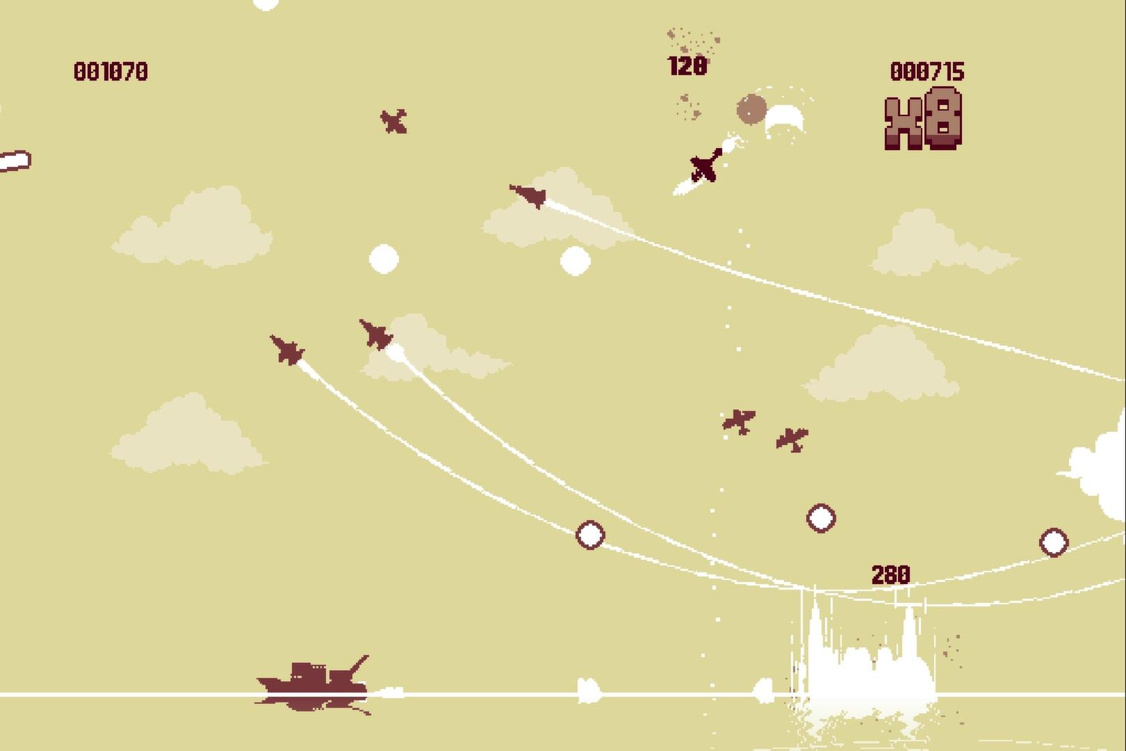 Luftrausers [GoG] [2014|Eng]
