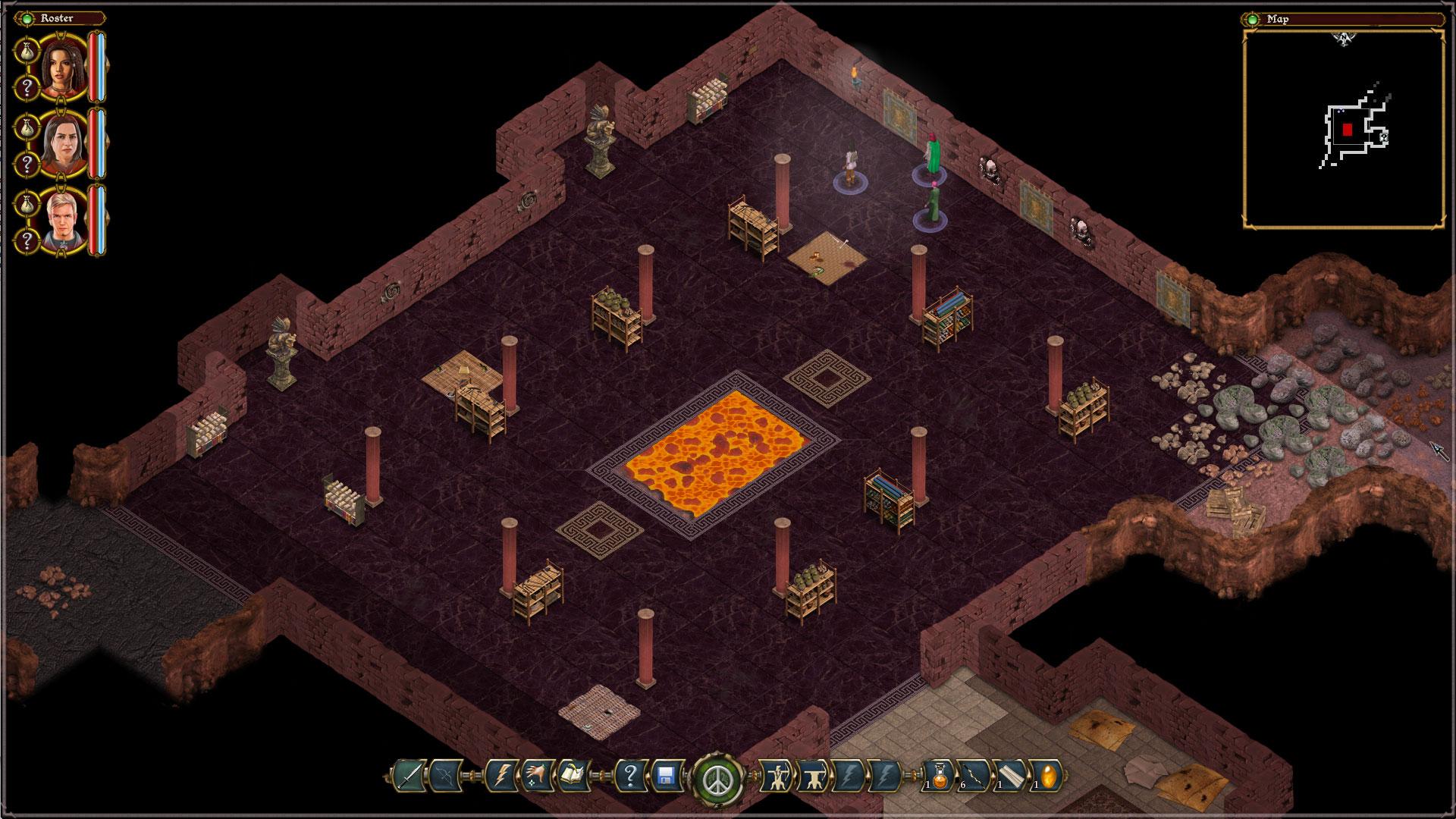 Avadon 2: The Corruption screenshot