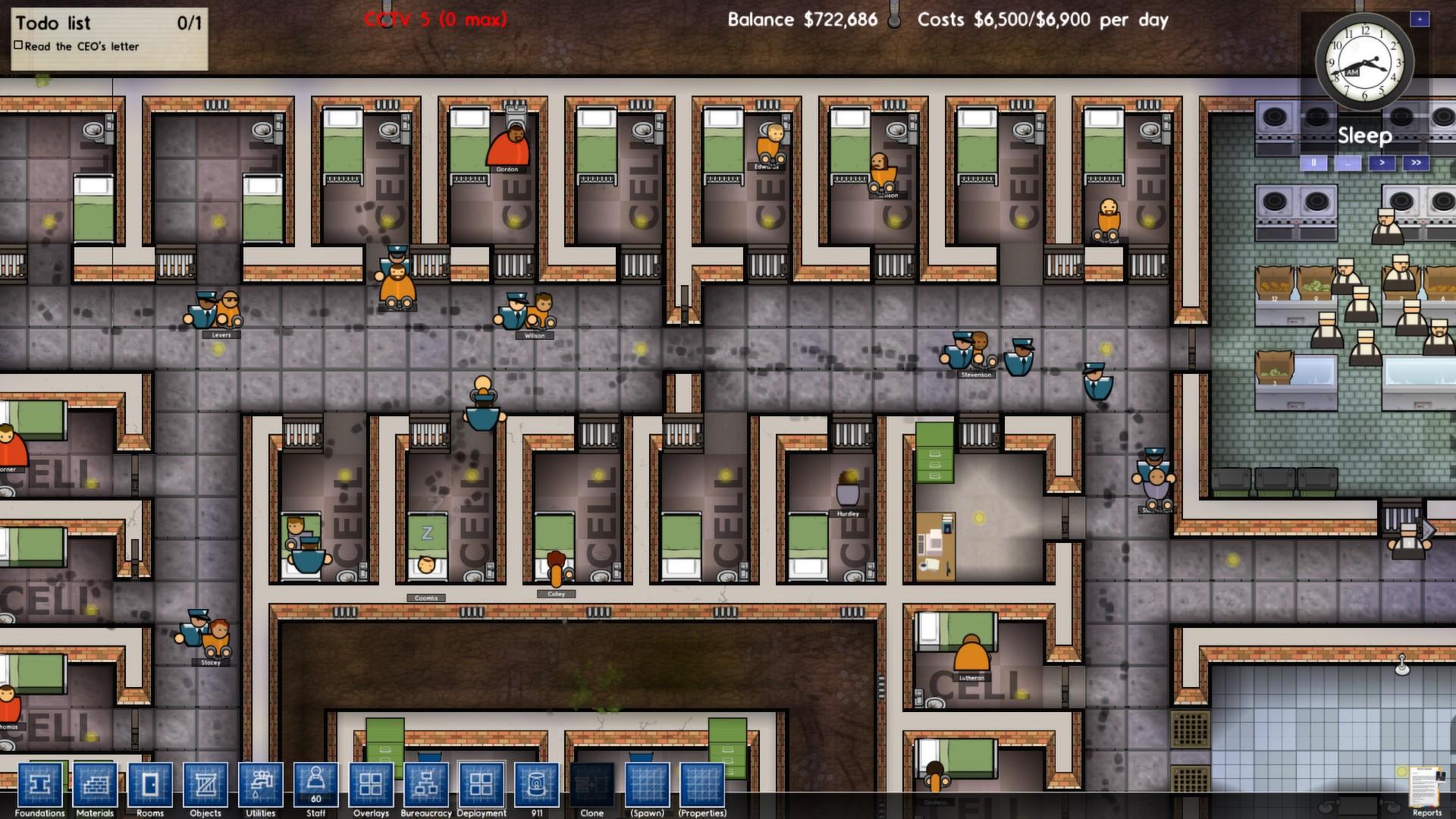 Prison Architect Steambuy