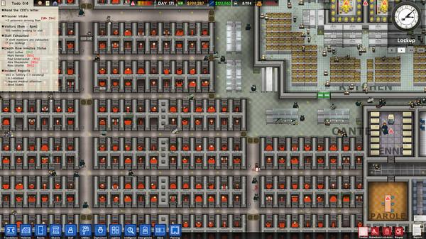 Mega games download prison architect mega co nz game for Architecture games online free