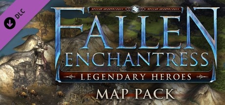 Fallen Enchantress: Legendary Heroes - Map Pack DLC