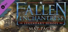 Fallen Enchantress: Legendary Heroes - Map Pack DLC