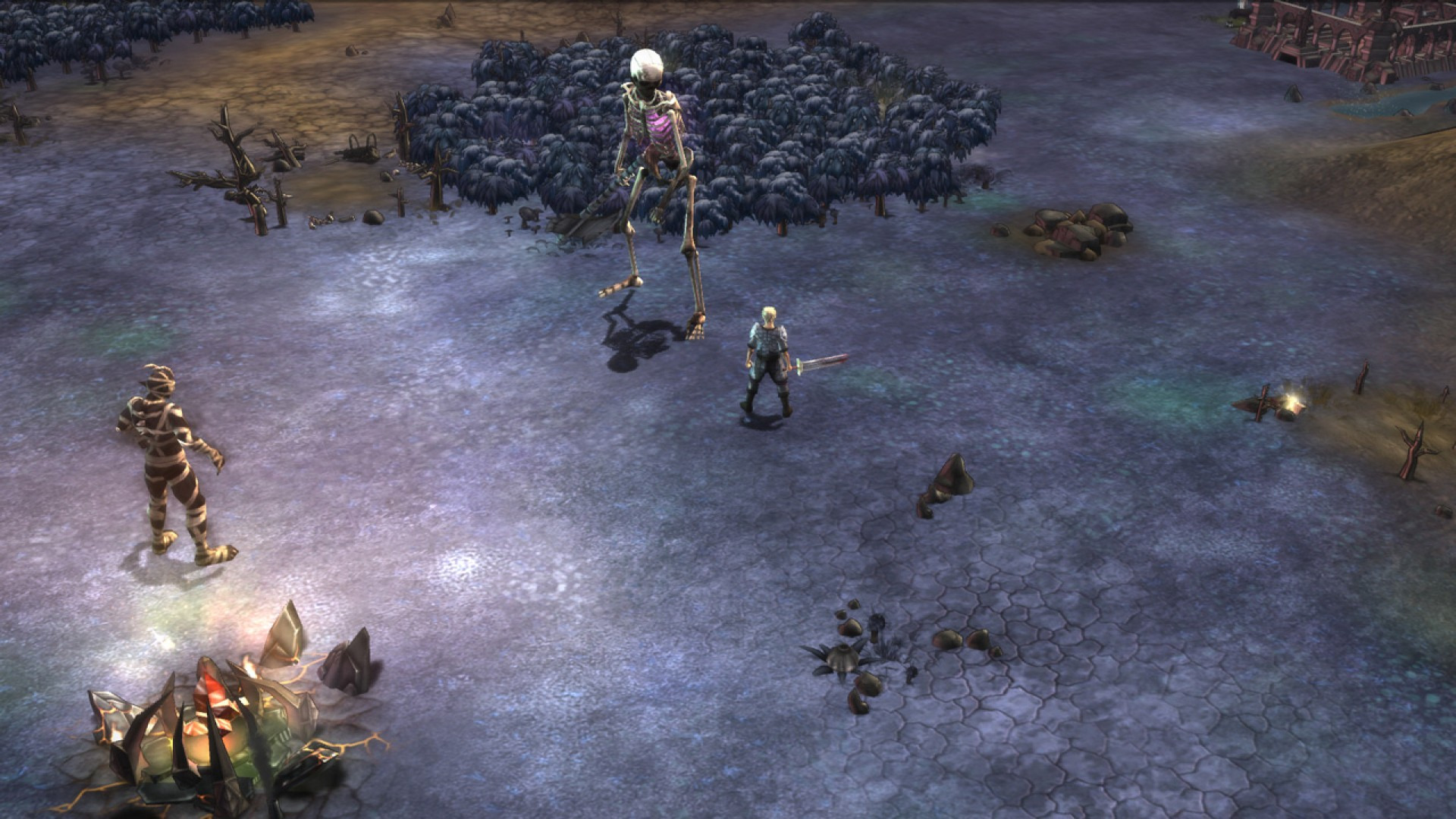 Fallen Enchantress: Legendary Heroes - Quest Pack DLC screenshot