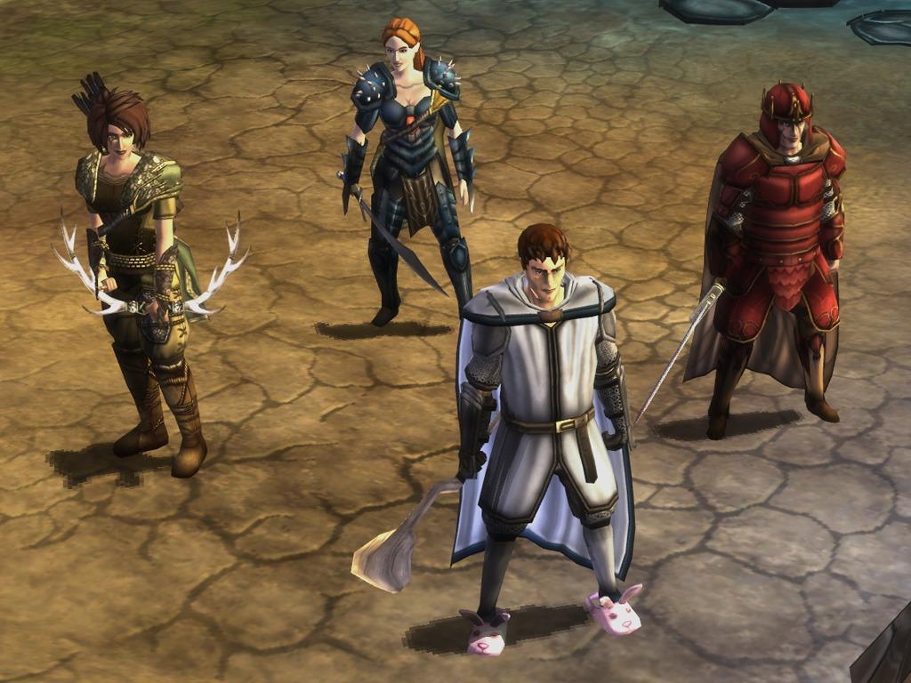 Fallen Enchantress: Legendary Heroes - Loot Pack DLC screenshot