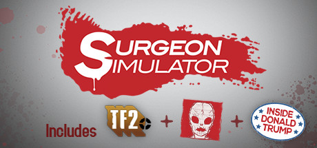 Surgeon Simulator 2013 game image