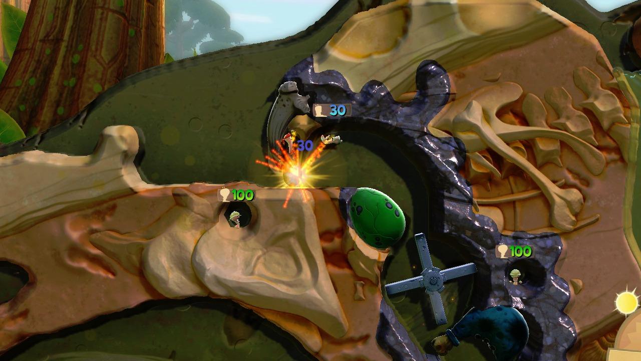Worms Clan Wars screenshot