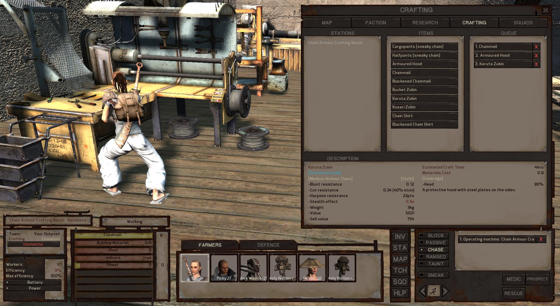 Kenshi Screenshot 1