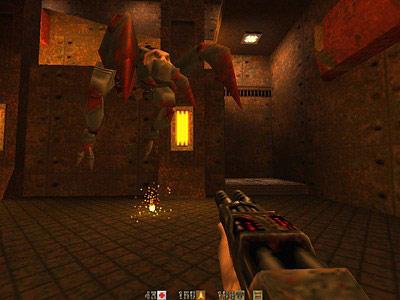 QUAKE II Mission Pack: Ground Zero screenshot