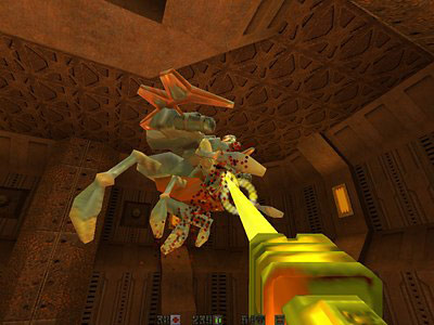 QUAKE II Mission Pack: Ground Zero screenshot