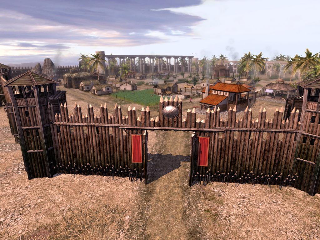 Imperium Romanum Gold Edition screenshot