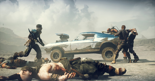 Mad Max 2015 PC Game Download